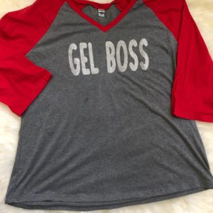 Baseball Tee Gel Boss