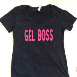 Women's T-Shirt - Gel Boss